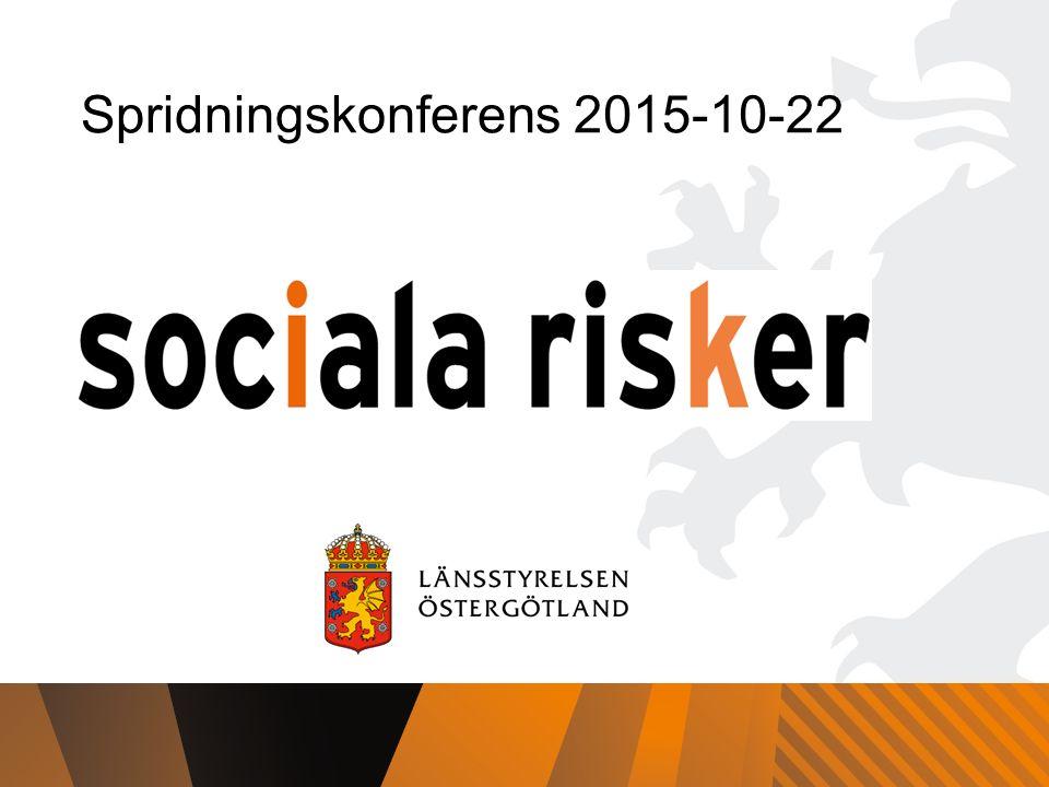 Spridningskonferens 2015-10-22