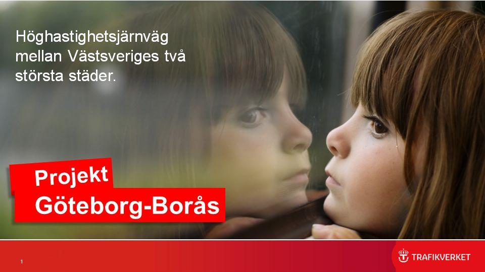 1 Projekt Göteborg-Borås