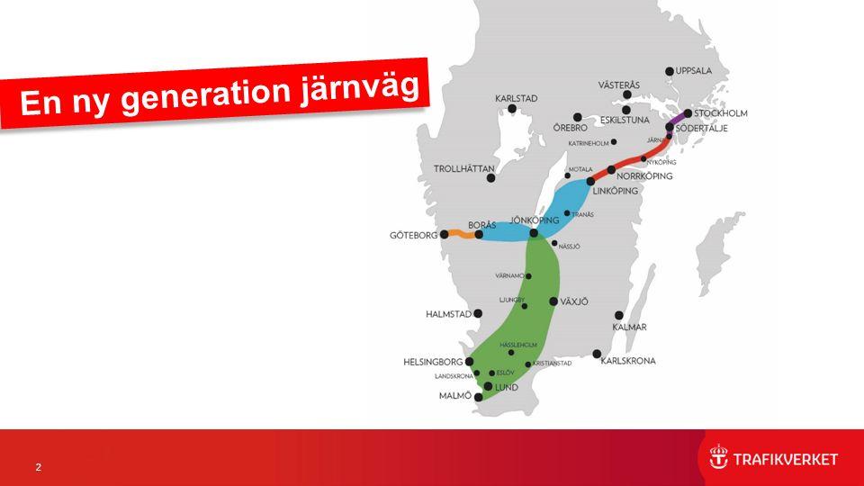 2 En ny generation järnväg