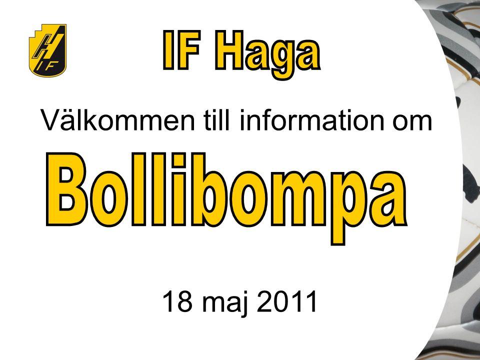 Välkommen till information om 18 maj 2011