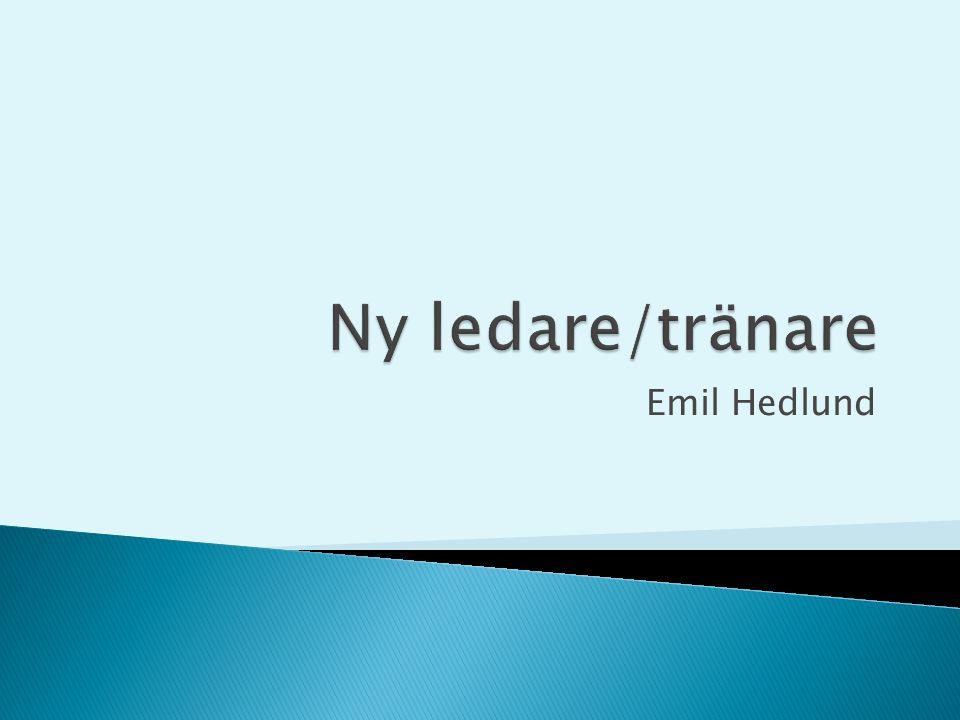 Emil Hedlund