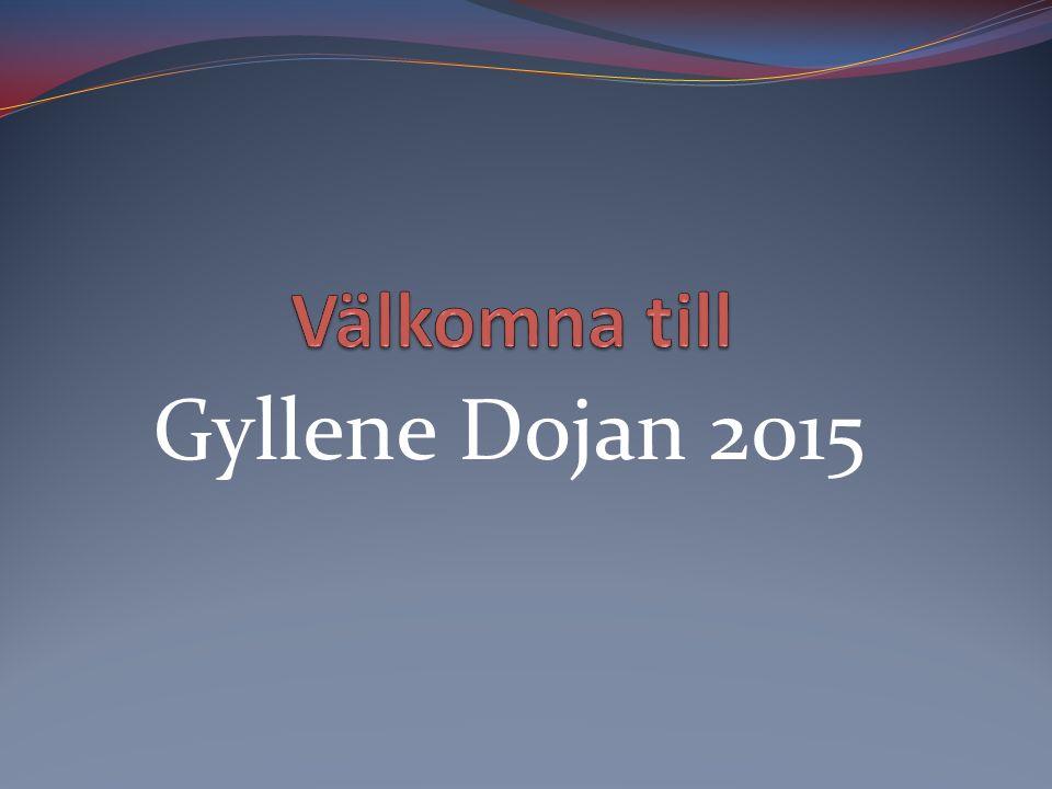 Gyllene Dojan 2015