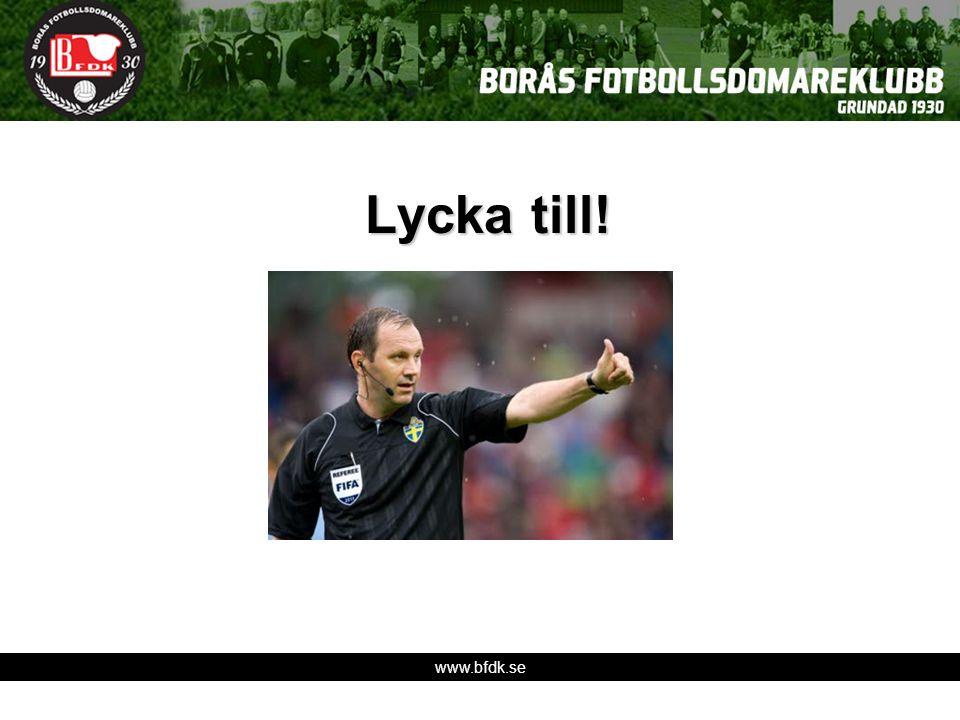www.bfdk.se Lycka till!
