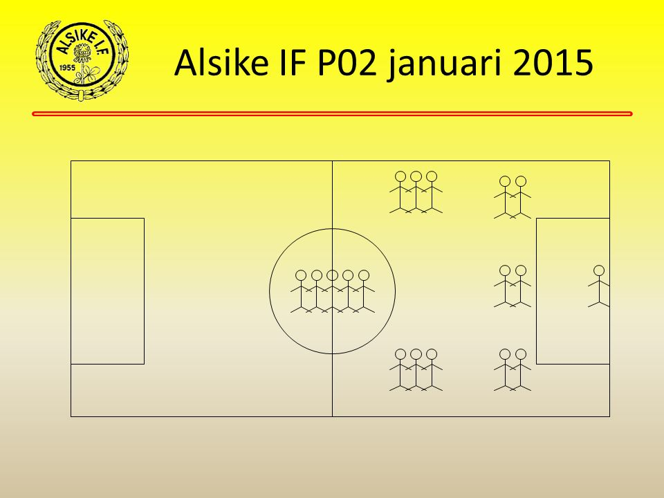 Alsike IF P02 januari 2015
