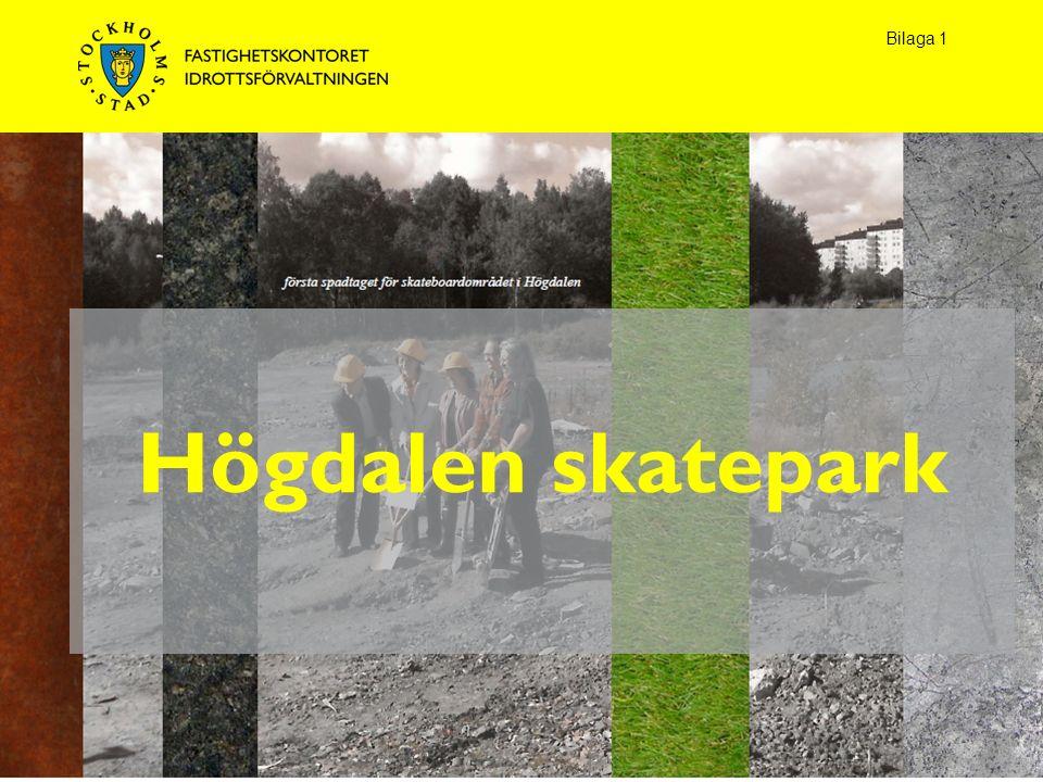 Högdalen skatepark Bilaga 1