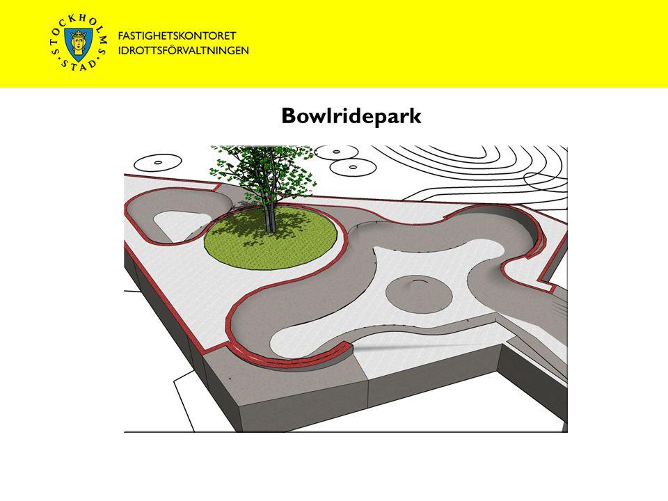 Bowlridepark T-bana Högdalen Rågsvedsvägen Mot T-bana Rågsved Magelungsvägen Harpsundsvägen