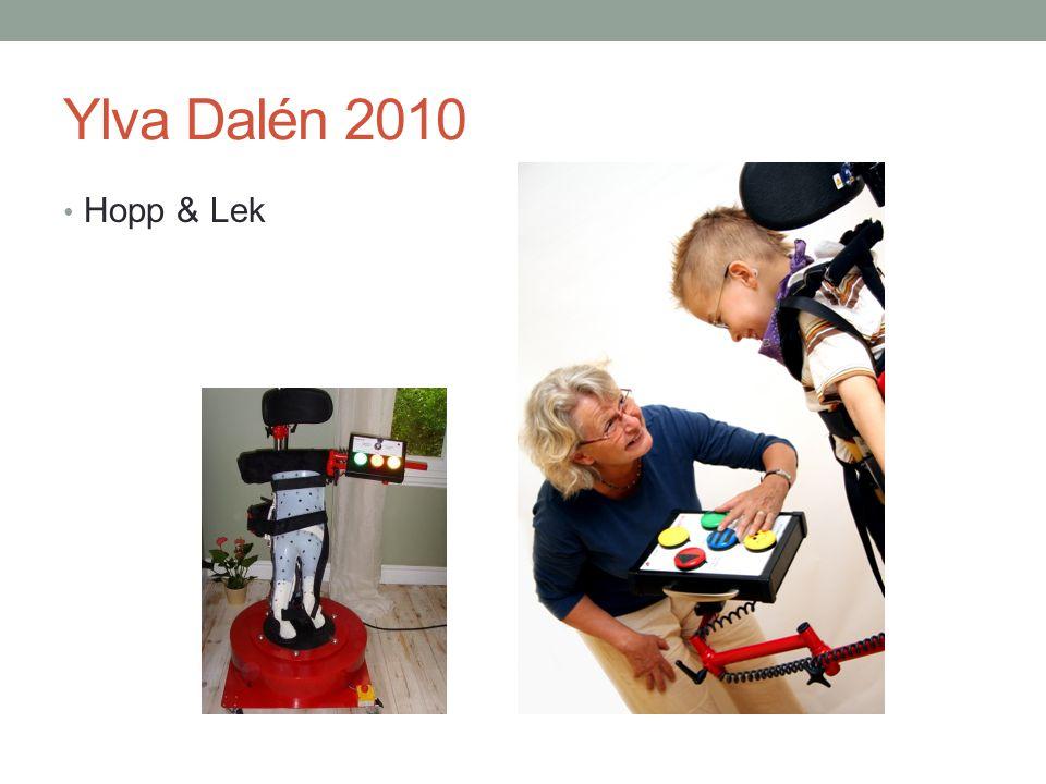 Ylva Dalén 2010 Hopp & Lek