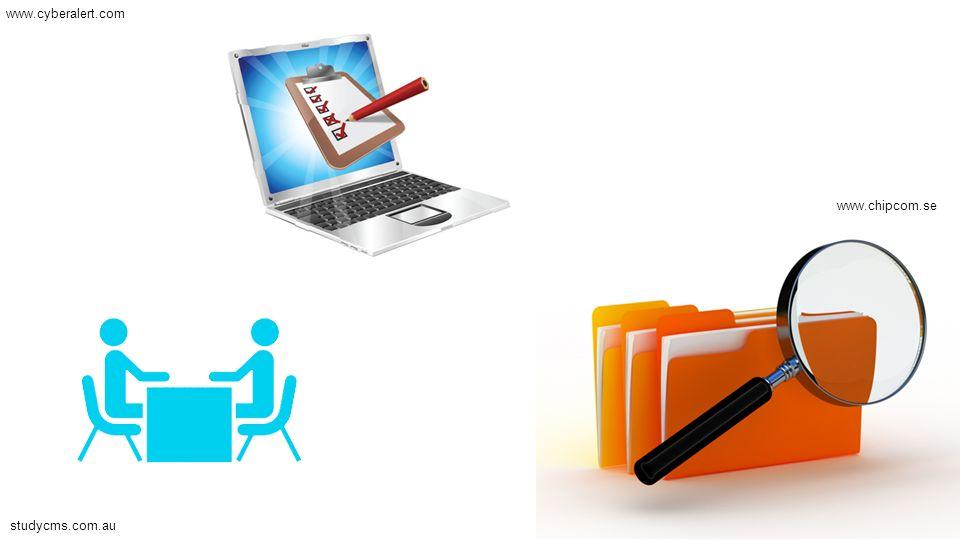 www.cyberalert.com studycms.com.au www.chipcom.se
