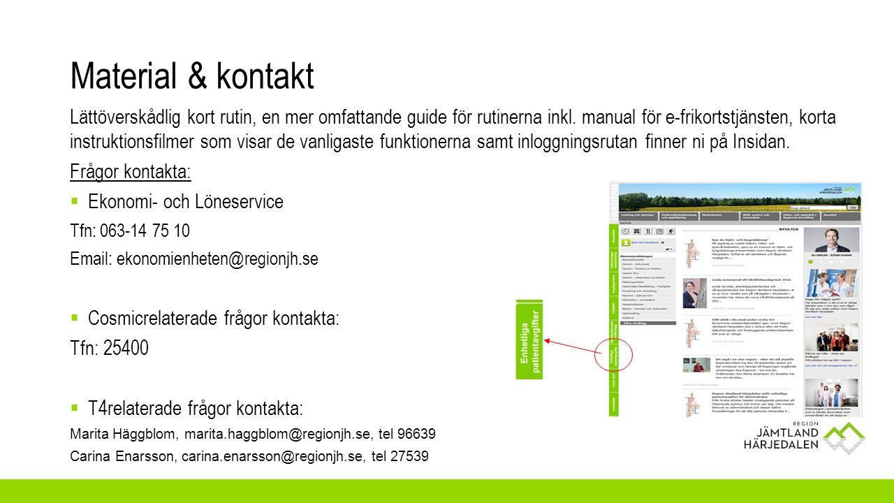 Lättöverskådlig kort rutin, en mer omfattande guide för rutinerna inkl.