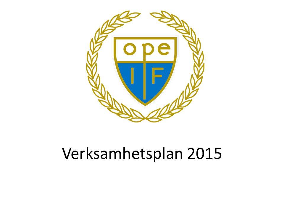 Verksamhetsplan 2015