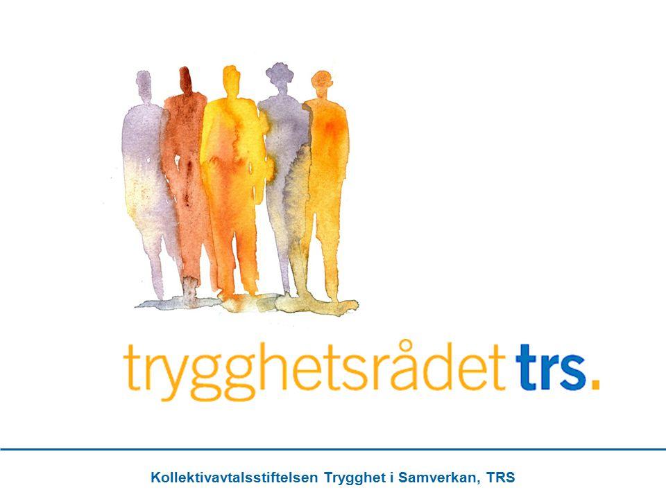 Kollektivavtalsstiftelsen Trygghet i Samverkan, TRS