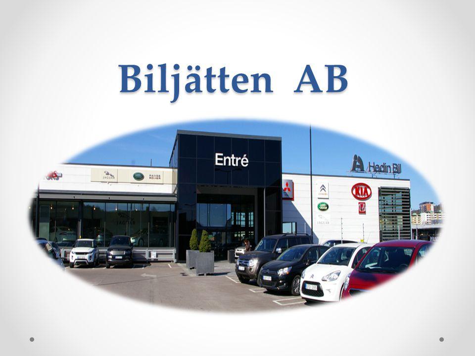 Biljätten AB
