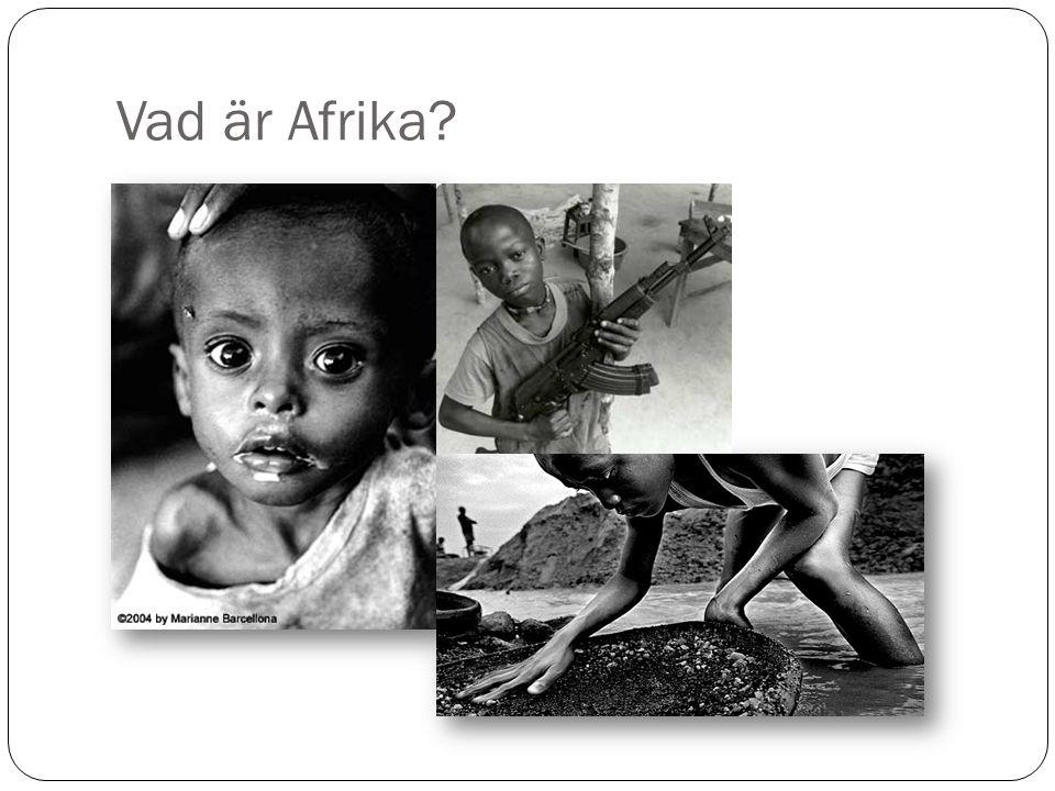 Vad är Afrika