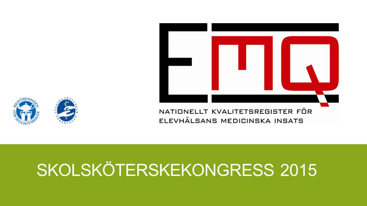 SKOLSKÖTERSKEKONGRESS 2015