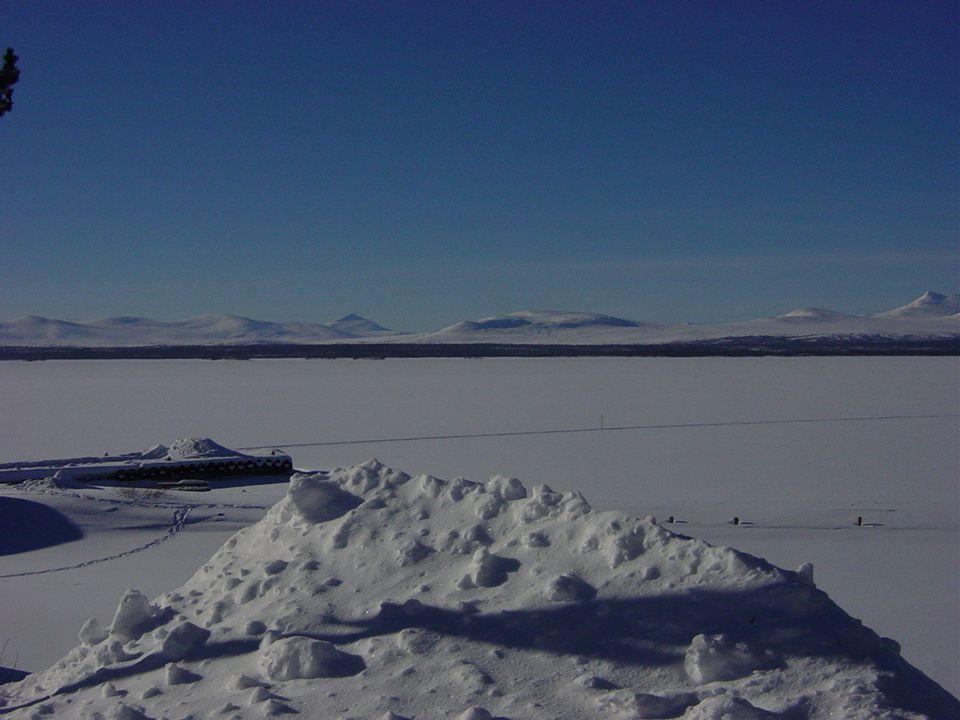 Europe's largest natural lakesArea (km 2 ) 1.Ladoga (Russia)17 670 2.