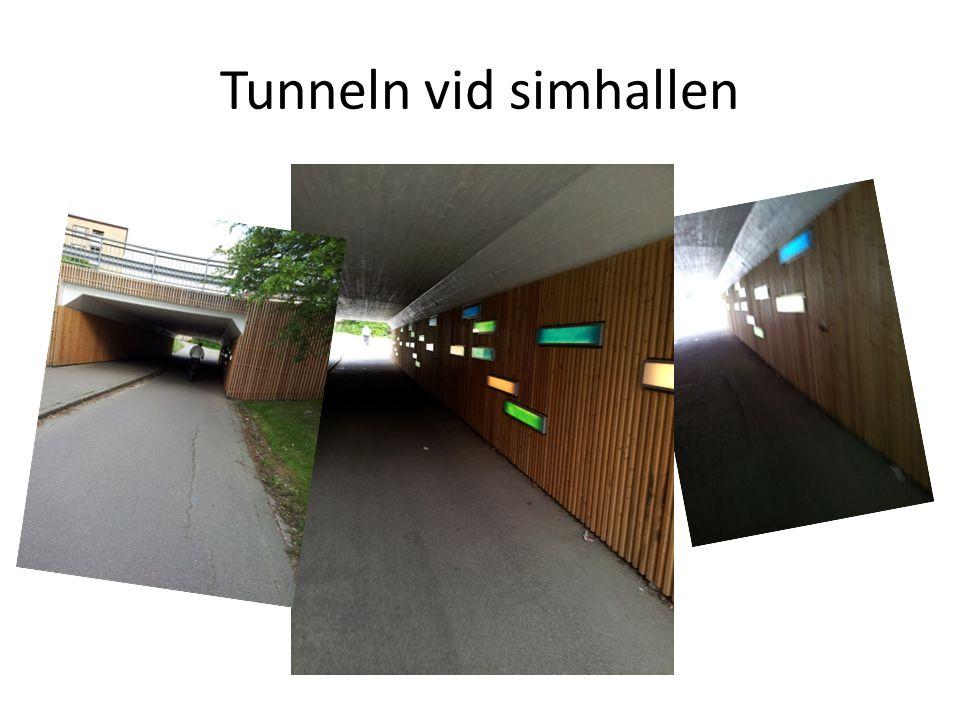 Tunneln vid simhallen