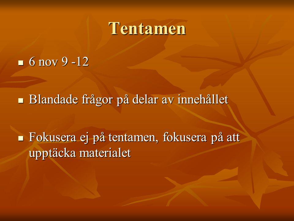 Exempel: uppmärksamhet och minne  Föreställ er en 10-krona med kungens ansikte på.