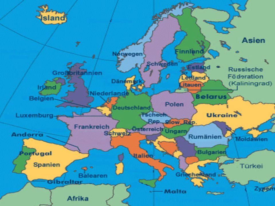 1800-talet – nationalismen bidrog till att europeiska nationer bildades och växte sig starkare • Italien bildades 1861 tack vare nationalisten och frihetskämpen Garibaldi.
