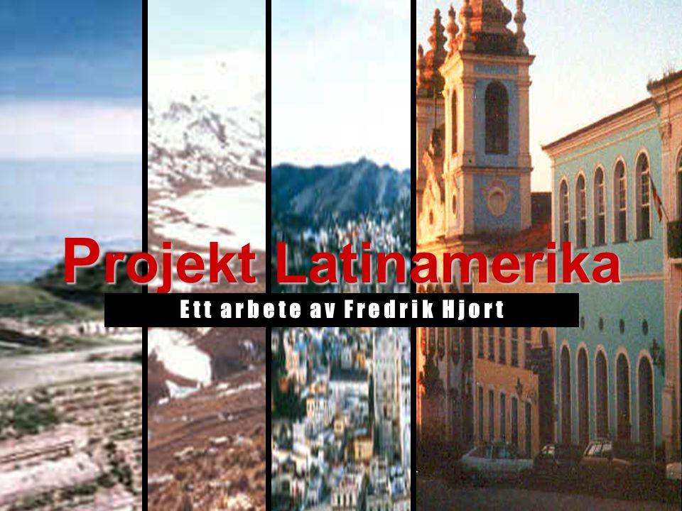 Projekt Latinamerika