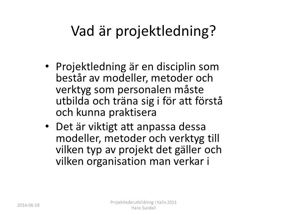 PPS • Projektledarutbildningar i PPS - Praktisk Projekt Styrning • Praktisk projektstyrning är en modell som bygger på 20 års erfarenhet av projektarbete och är utvecklad av TietoEnator.