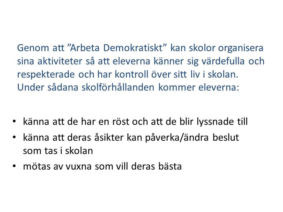 Denna Örebrostudie säger något viktigt Problem i bostadsområdet behöver inte läcka in till skolan.