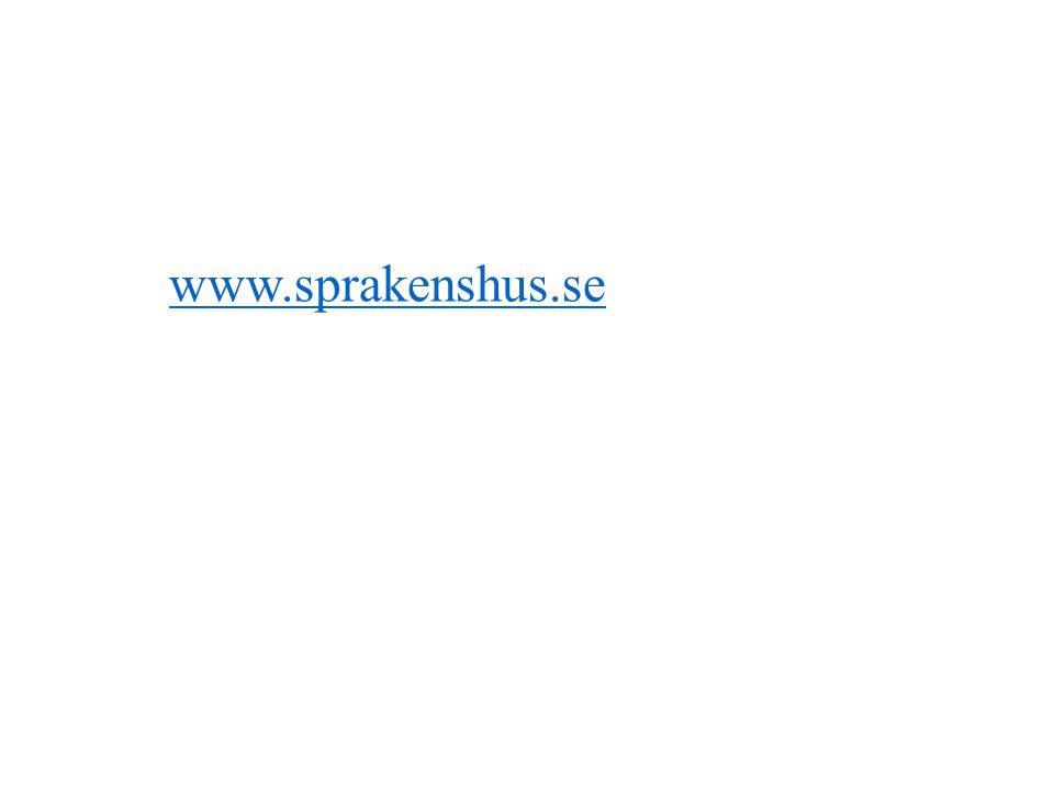 www.sprakenshus.se