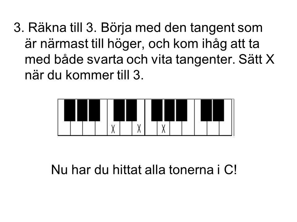 Länkar •http://www.gootar.com/piano/http://www.gootar.com/piano/ Hjälper dig hitta ackorden på piano.