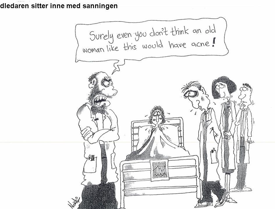 Lunds universitet / Medicinska fakulteten / MedCUL / Pia Strand/ Handledaren sitter inne med sanningen