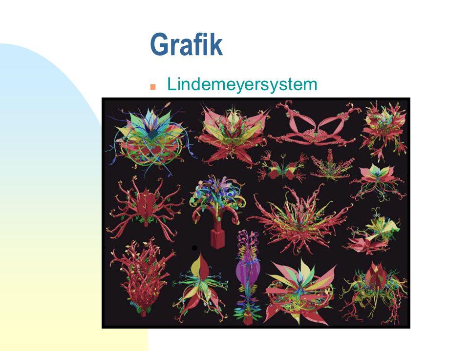 Grafik n Lindemeyersystem