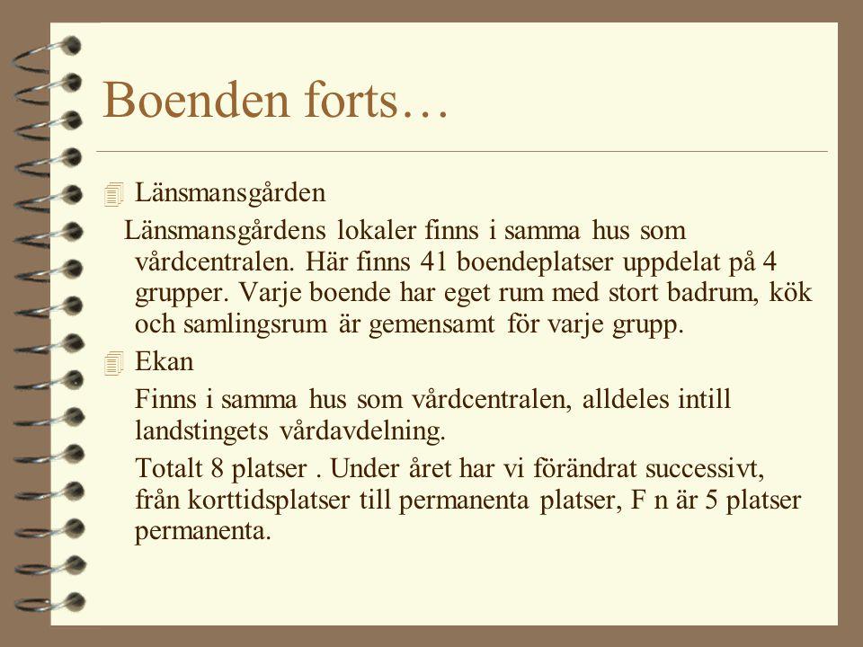 Boenden forts… 4 Borgargården 4 Borgargården finns på Skogsgatan,ett souterränghus med utsikt över västra Ringlet.