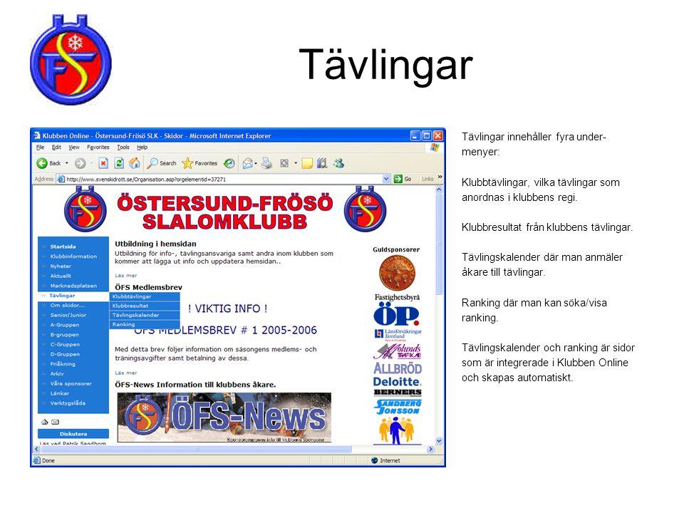 Anslagstavla & Köp & Sälj (6/8) Från verktygslådan väljs Anslagstavla från menyn sedan väljs Köp & Sälj Då visas denna bild.