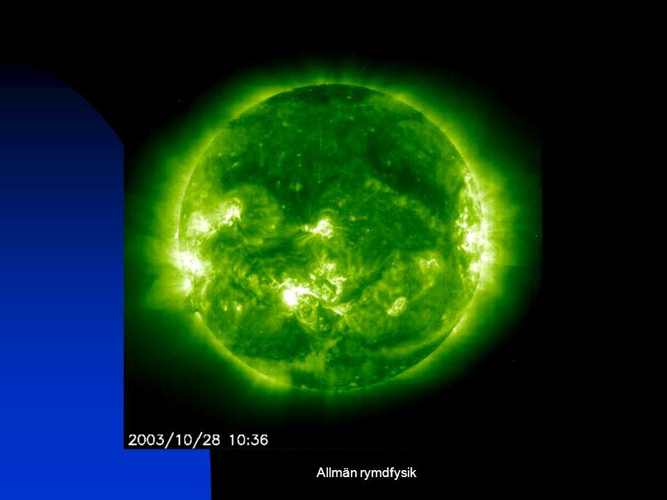Allmän rymdfysik Solen  FILM FRÅN LISA