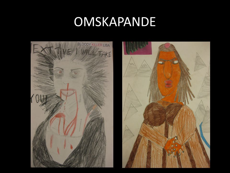 OMSKAPANDE