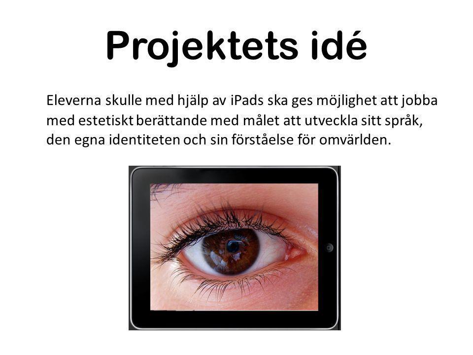 Koppling till kursplanen i svenska Texter som kombinerar ord, bild och ljud, och deras språkliga och dramaturgiska komponenter.