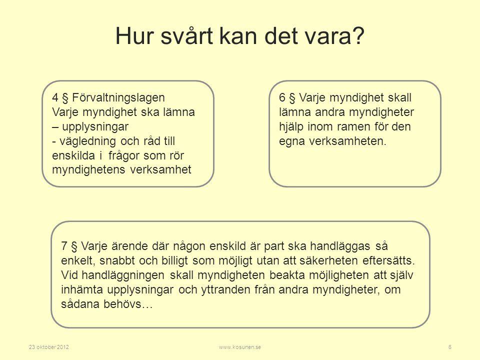16 april 2012 27 www.kosunen.se foto Lars Ingemarson