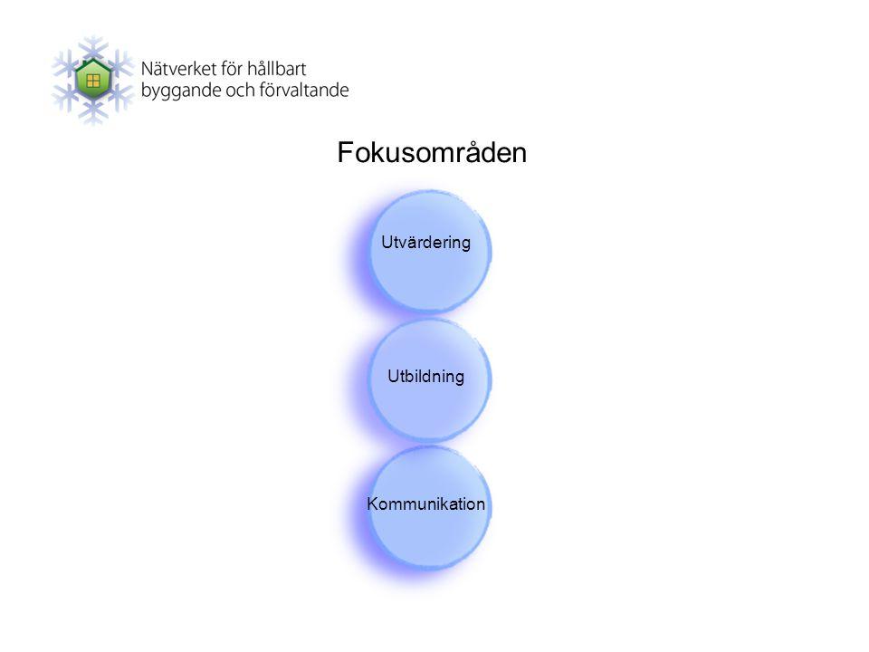 ‣ Storforum idag ‣ Projektgruppen ‣ Finansiering för nätverket, utvärdering och kunskapsbyggnad.