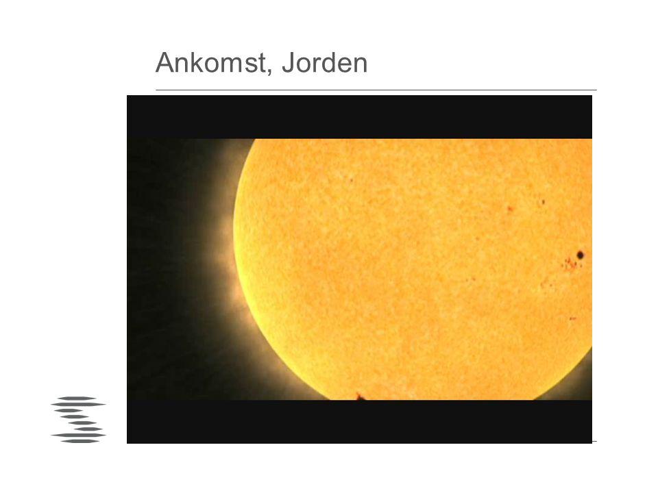 Resa från solen till jorden >http://www.youtube.com/watch?v=3Oy4Mr6c6-0http://www.youtube.com/watch?v=3Oy4Mr6c6-0