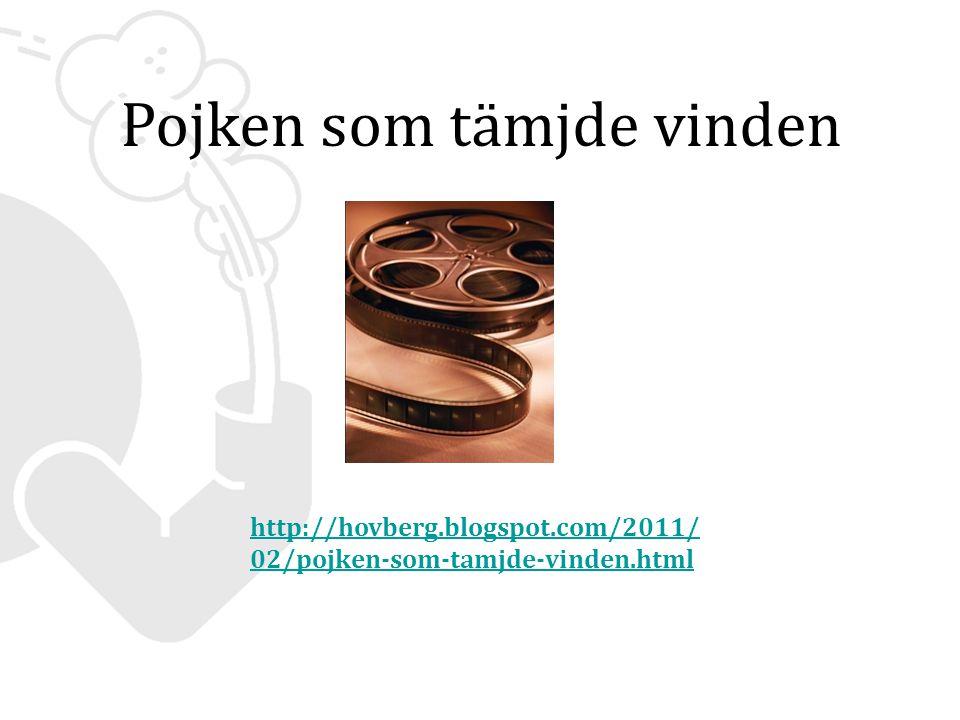 Pojken som tämjde vinden http://hovberg.blogspot.com/2011/ 02/pojken-som-tamjde-vinden.html