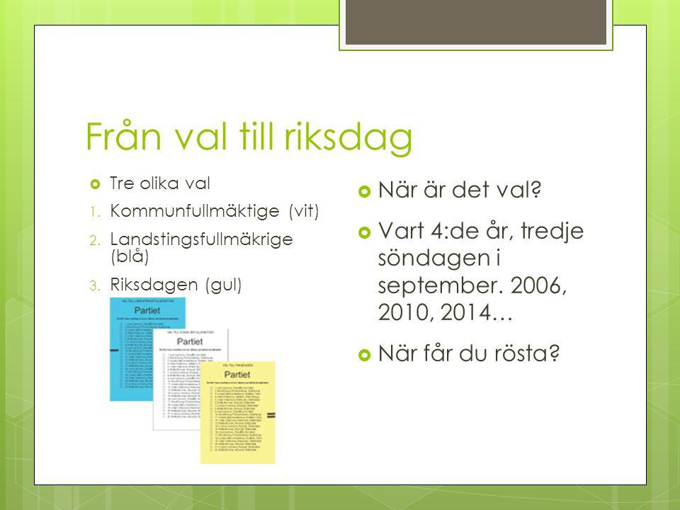 Statsministern  Chef för regeringen är Fredrik Reinfeldt.  Förutom departementen har regeringen hjälp av centrala ämbetsverk.  Ex: Skolverket, migr