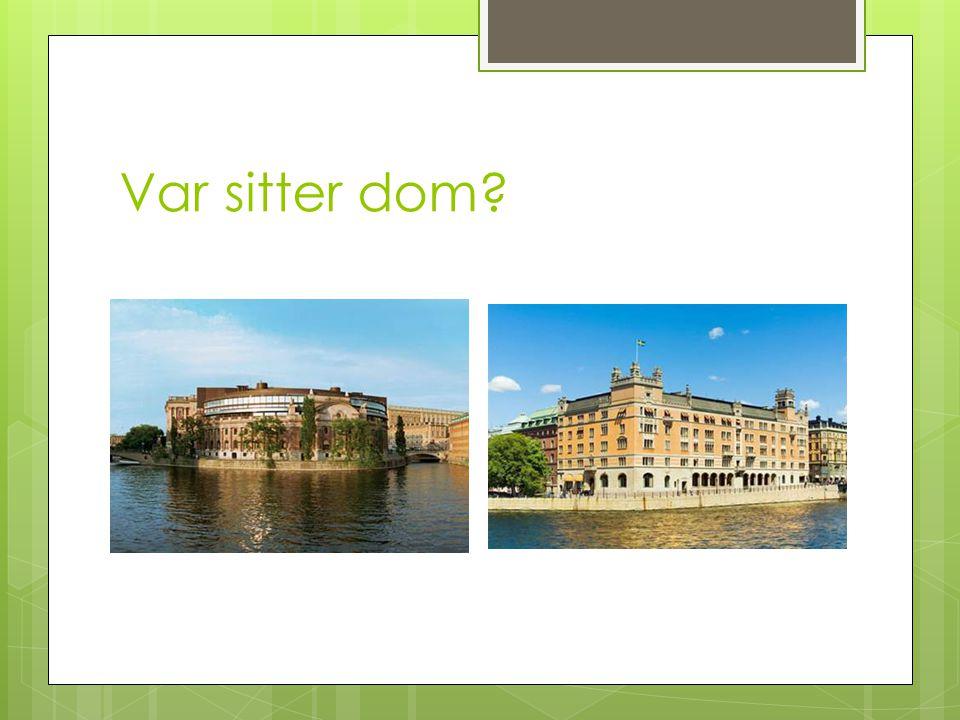. 2. I september varje år presenteras en budgettproposition = ett förslag på hur Sveriges inkomster och utgifter ska se ut nästa år. 3. Riksdagen kont