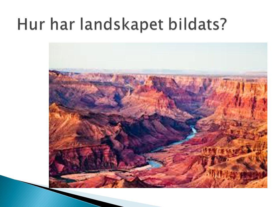 Luktar det från en vulkan.Varför drabbas Sverige av jordskalv.