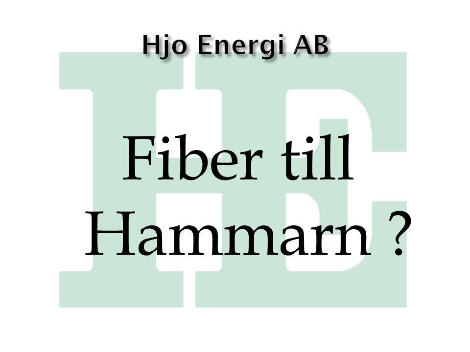 Fiber till Hammarn ?