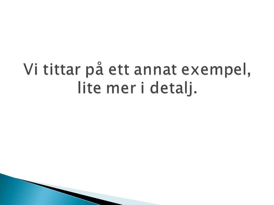 Filmen är skapad av Emilia Svensson och Sofia Svärd, LÄSK 30 Gt HT 12