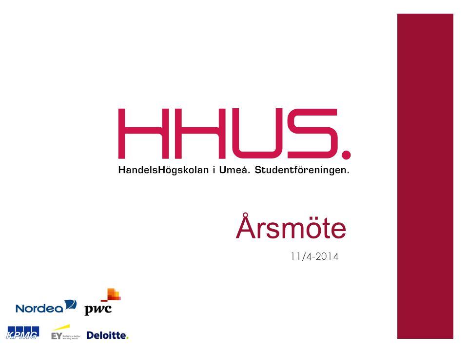 Årsmöte 11/4-2014