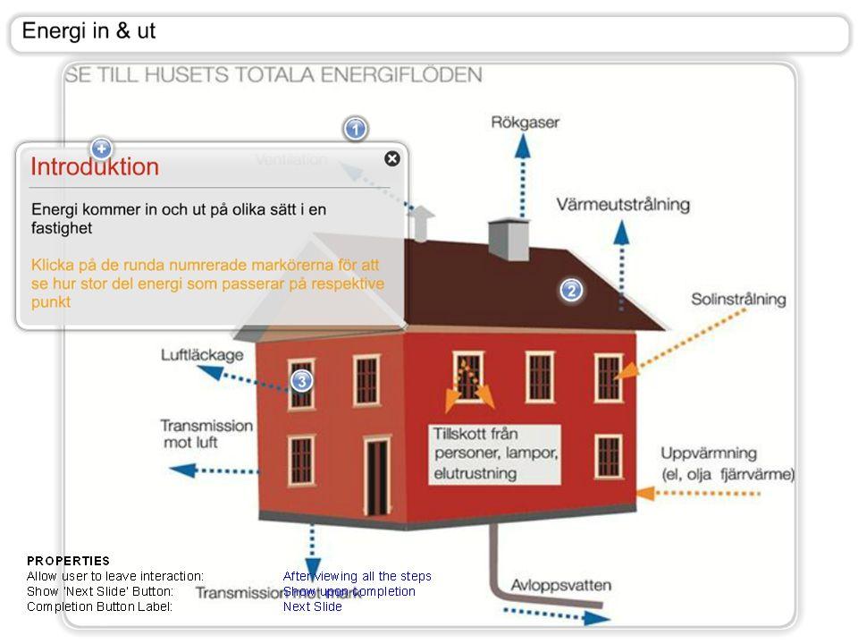 Diskutera med fastighetsägaren •Ofta vill fastighetsägaren åtgärda ett problem; det som han eller hon upplever som det mest akuta.