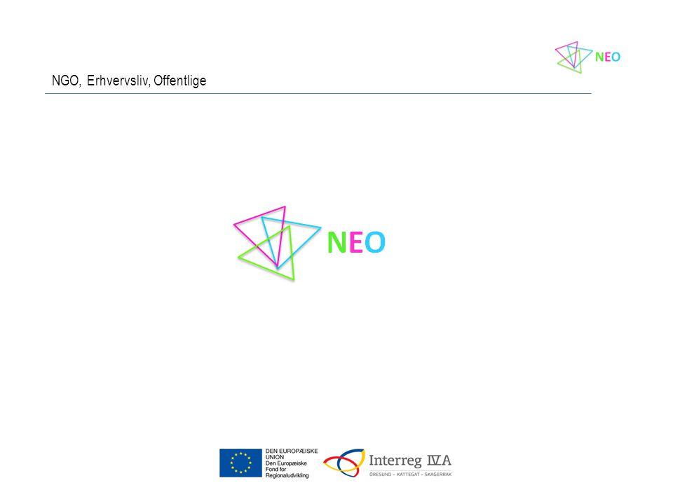 NGO, Erhvervsliv, Offentlige