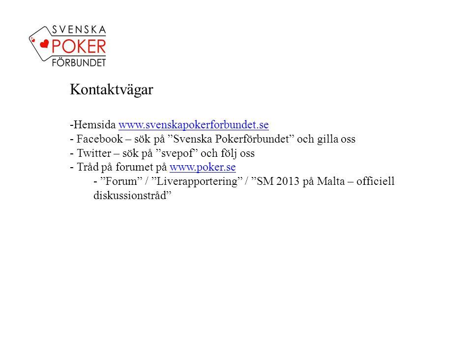 Verksamhetsplan 2013 - uppföljning