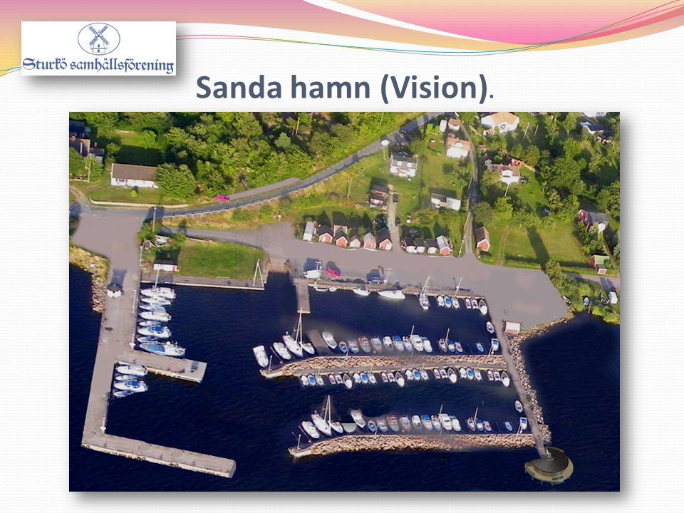Sanda hamn (Vision).