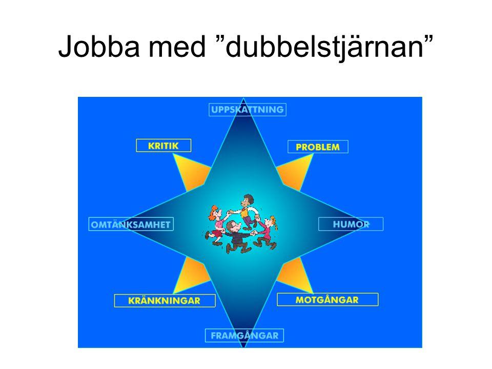 """Jobba med """"dubbelstjärnan"""""""