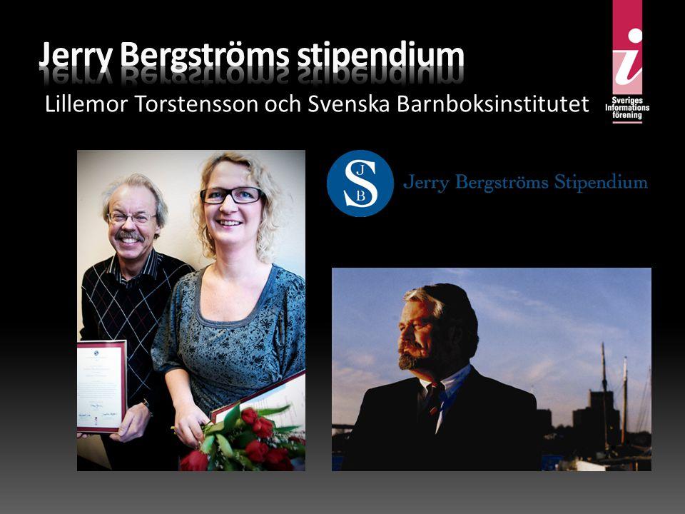 Lillemor Torstensson och Svenska Barnboksinstitutet